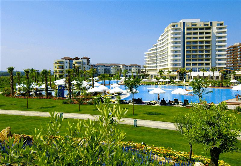 Barut Hotels Lara Resort Spa Suites