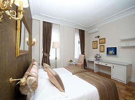 Avicenna Hotel Sultanahmet İstanbul Alvis Tour
