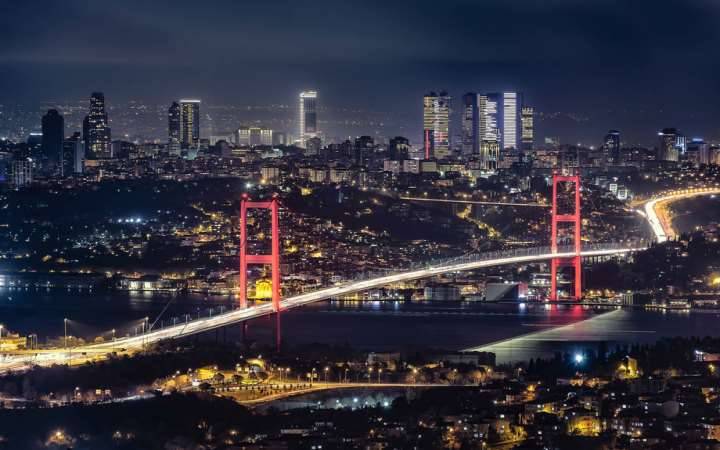 BOSPHORUS DINNER TOUR