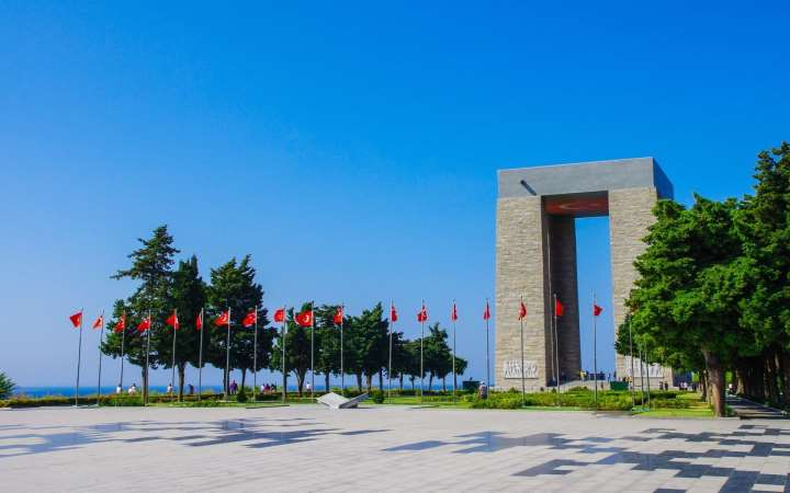 GALLIPOLI ANZAC TOUR