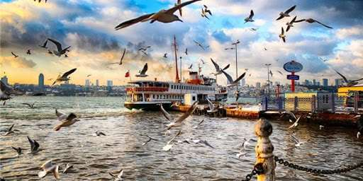 FULL DAY BOSPHORUS CRUISE